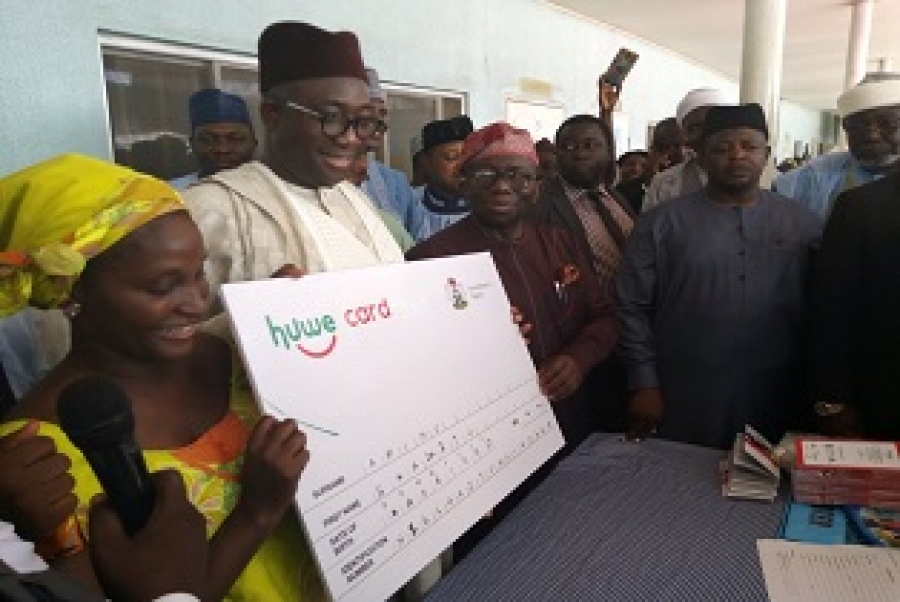 Health Minister Flags Off BHCPF In Niger State