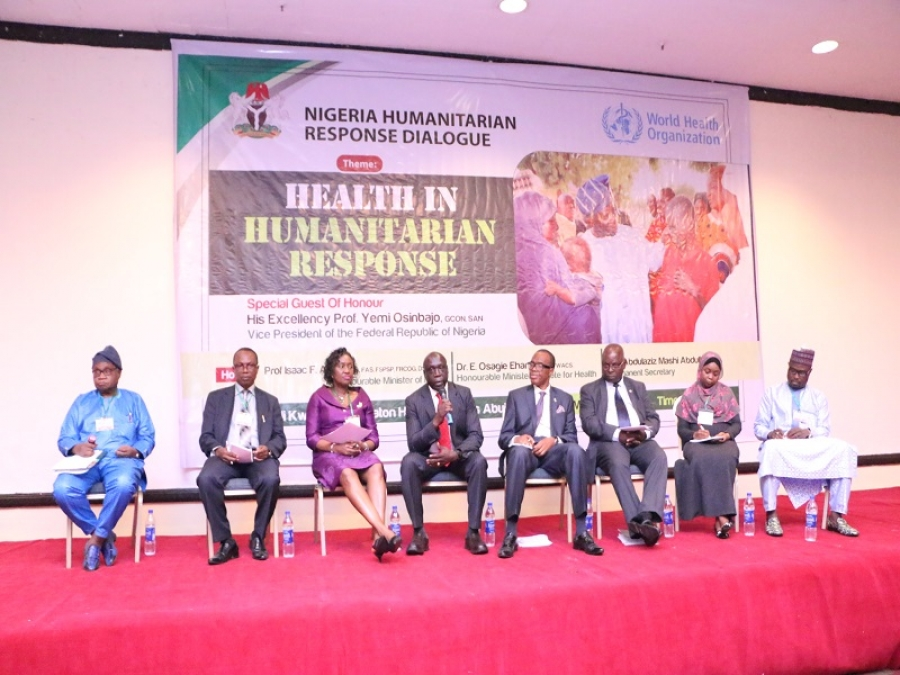 FG Honours Victims Of Humanitarian Response In North-East