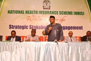 NHIS: Health Minister Supports On-going Reforms