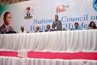62nd NCH: PS Charges Health Sector Stakeholders ...