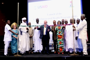FG, USAID Launch Integrated Health Project (IHP)