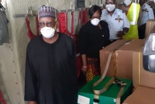 FG Receives Donated Consignment From Jack Ma ...
